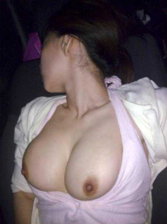 【外人】台湾人美女がセックスを強要されてハメ撮り顔射されてるポルノ画像 43
