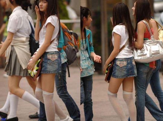 【外人】可愛いヨーロッパの素人女性を街撮りしたポルノ画像 4311