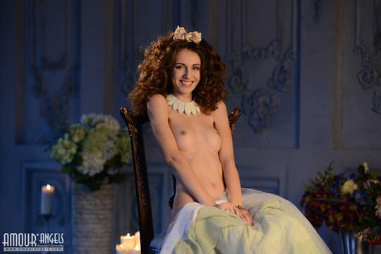 【外人】ロシア人美少女期待の新人サブリナの(Sabrina)のおまんこご開帳ポルノ画像 456