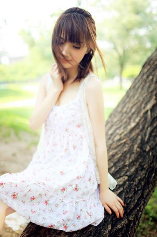 【外人】中国のモデルの(LENAWAN(万虹萱))ワン・ホンシュアンが半端無く美少女で透明過ぎるポルノ画像 5100