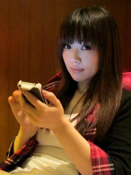 【外人】台湾人美女がセックスを強要されてハメ撮り顔射されてるポルノ画像 61
