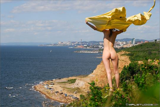 【外人】ロシアン美女のアーニャ(Anya)が可愛すぎて仕方がないシコシコヌードのポルノ画像 682