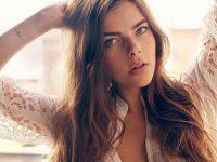 【外人】美しすぎるアメリカンモデルのアリナ·アリナイキーナ(Alina Aliluykina)のダイナマイトおっぱいポルノ画像