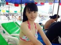 【外人】中国人ブロガーの美少女の旅行中の素人ポルノ画像