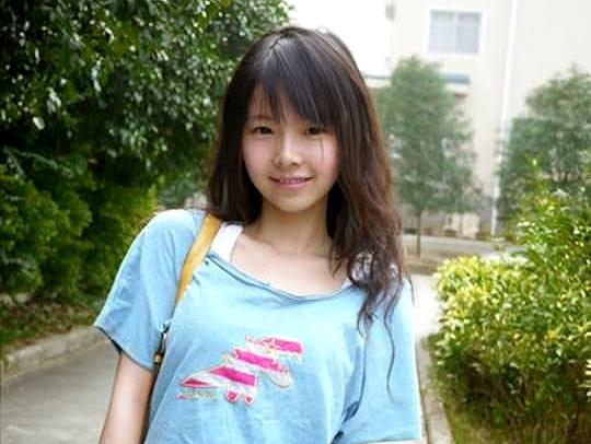 【外人】中国人の超絶美少女ひよこちゃんが童顔ロリ顔過ぎて26歳に見えないポルノ画像 0157