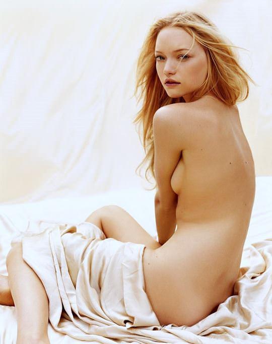 【外人】オーストラリア人モデルのドール顔ジェマ・ワード(Gemma Louise Ward)が貧乳おっぱい乳首チラポルノ画像 11108