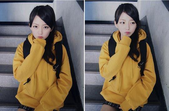 【外人】韓国の美少女イム·ボラ(林宝拉)は整形ぽいけど激カワなポルノ画像 11125