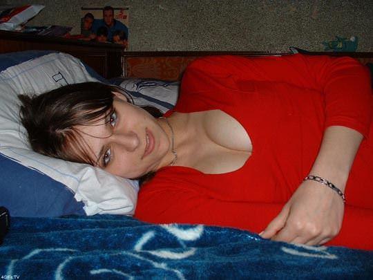 【外人】素人の域を超えてるルーマニア美女の美巨乳おっぱいのポルノ画像 11127