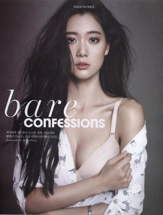 【外人】整形大国の韓国人美女のおっぱいが爆乳過ぎてめちゃシコなポルノ画像 1143