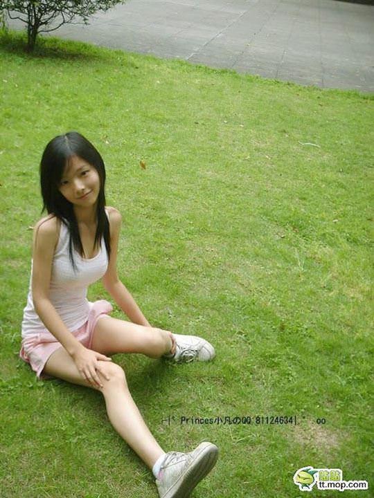 【外人】中国人の超絶美少女ひよこちゃんが童顔ロリ顔過ぎて26歳に見えないポルノ画像 1185
