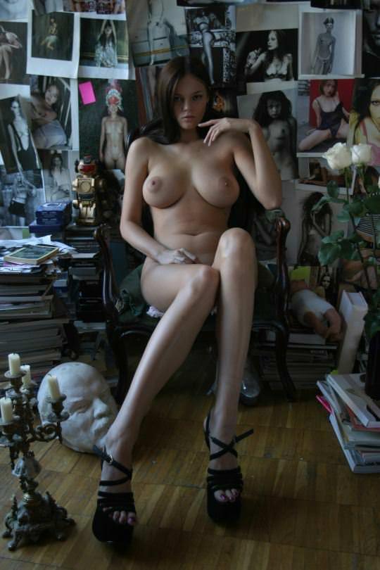 【外人】美しすぎる海外美女たちをイギリス人写真家マイク·ドーソン(Mike Dowson)が撮影したヌードポルノ画像 1308