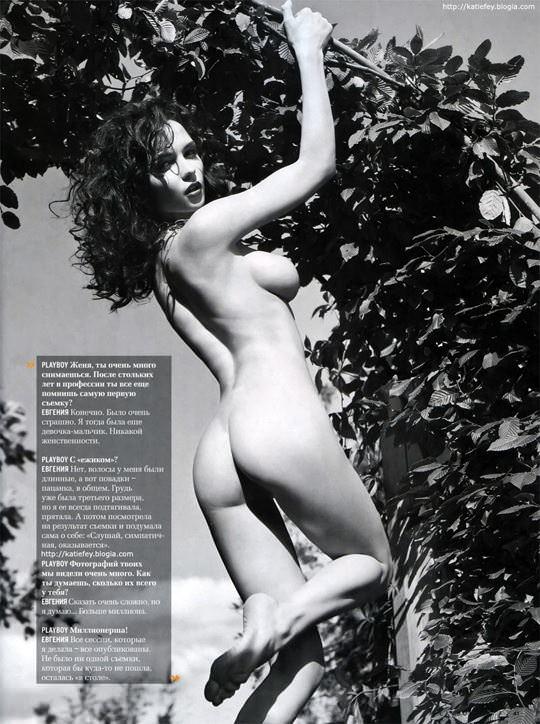 【外人】プレイボーイ誌に掲載されたウクライナ人ユージニア(Eugenia Diordiychuk)の美爆乳おっぱいヌードのポルノ画像 1461