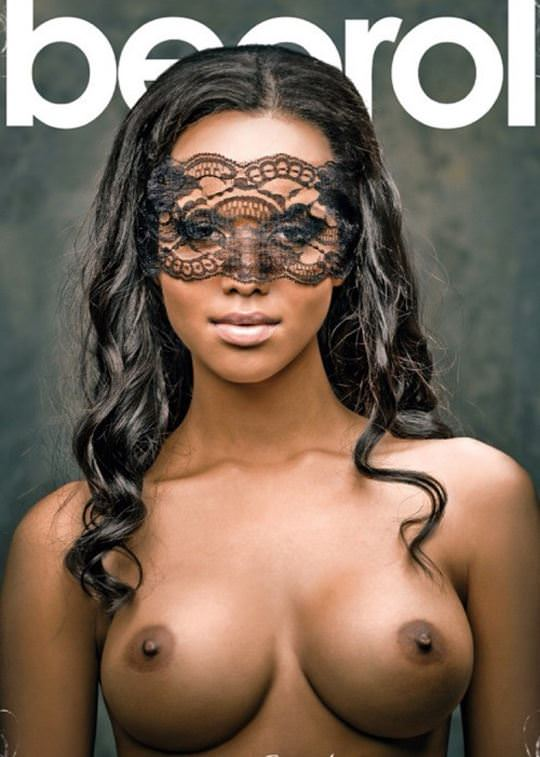 【外人】黒光りした裸体が神々しい黒人美女たちのセクシーおっぱいヌードポルノ画像 1552