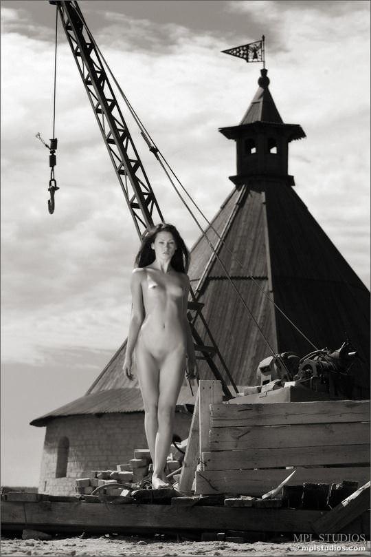 【外人】超絶人気のヌードモデルを集めたエロ可愛いポルノ画像 1586