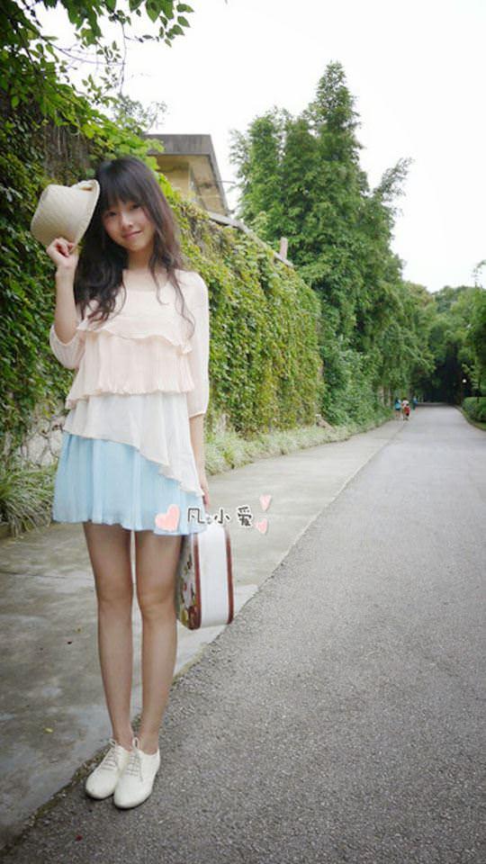 【外人】中国人の超絶美少女ひよこちゃんが童顔ロリ顔過ぎて26歳に見えないポルノ画像 1638