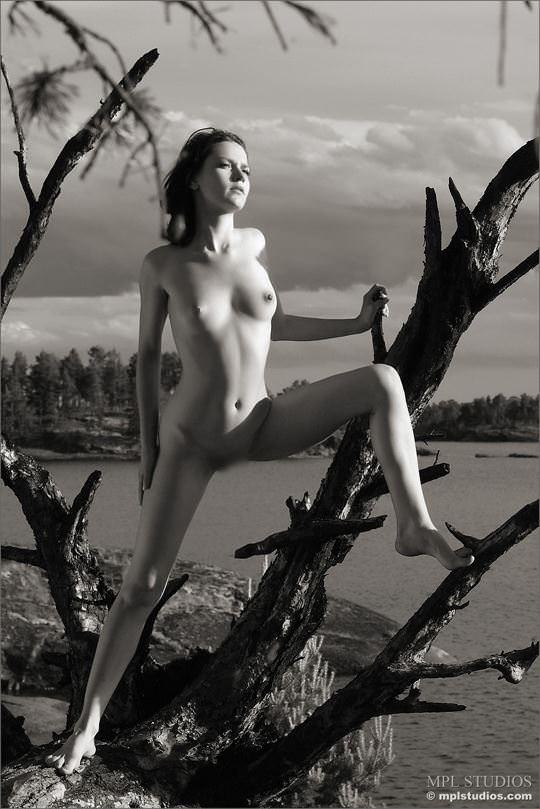 【外人】超絶人気のヌードモデルを集めたエロ可愛いポルノ画像 1681