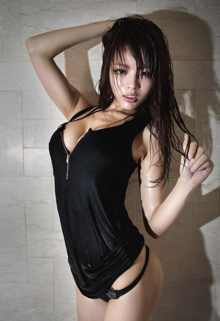 【外人】中国人のセクシーコスプレーヤーのリ・リン(李玲 Li Ling)の手ぶらヌードがめちゃシコなポルノ画像 1810