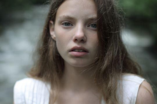 【外人】これぞ美少女顔なロリ娘クリスティン・フローセス(Kristine Froseth)のモデル写真ポルノ画像 1828