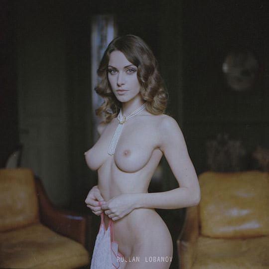 【外人】ウクライナの写真家ルスラン・ロバノーヴ(Ruslan Lobanov)の映画のワンシーンのようなポルノ画像 1859