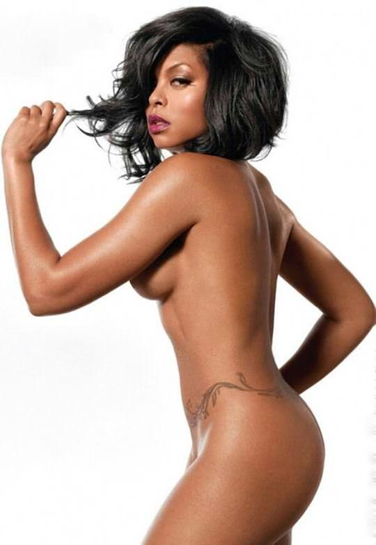 【外人】黒光りした裸体が神々しい黒人美女たちのセクシーおっぱいヌードポルノ画像 2034