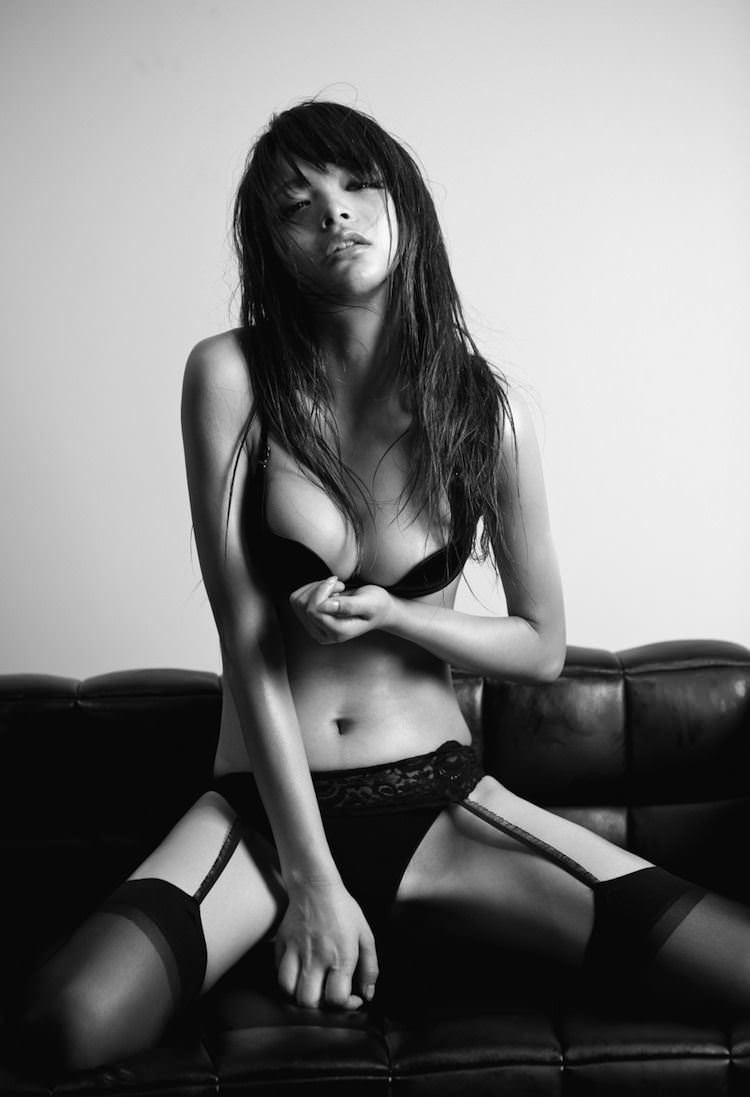【外人】中国人のセクシーコスプレーヤーのリ・リン(李玲 Li Ling)の手ぶらヌードがめちゃシコなポルノ画像 206