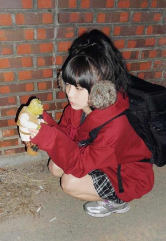 【外人】韓国の美少女イム·ボラ(林宝拉)は整形ぽいけど激カワなポルノ画像 21101