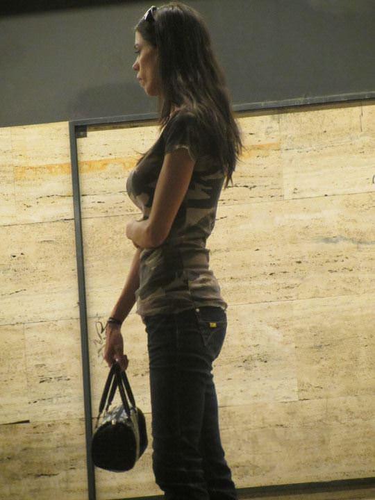 【外人】ローマで街撮りされちゃった女の子たちの着衣エロポルノ画像 212