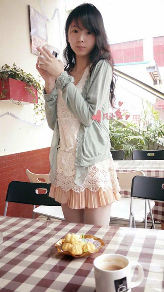 【外人】中国人の超絶美少女ひよこちゃんが童顔ロリ顔過ぎて26歳に見えないポルノ画像 2326