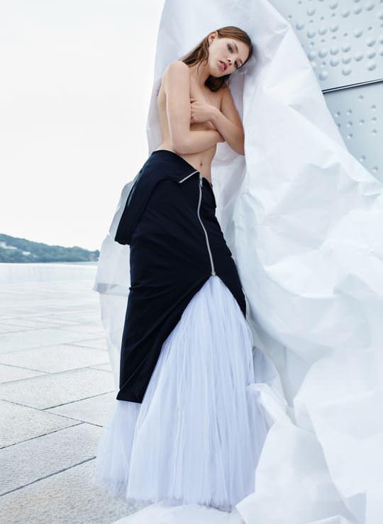 【外人】これぞ美少女顔なロリ娘クリスティン・フローセス(Kristine Froseth)のモデル写真ポルノ画像 2520