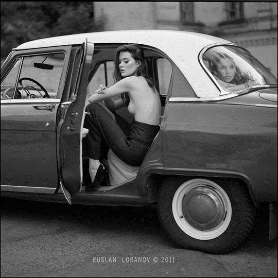【外人】ウクライナの写真家ルスラン・ロバノーヴ(Ruslan Lobanov)の映画のワンシーンのようなポルノ画像 2536