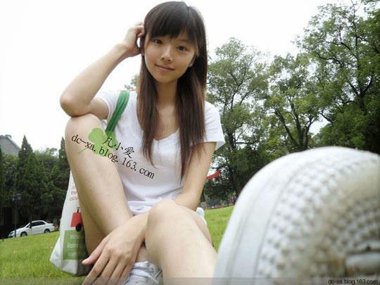 【外人】中国人の超絶美少女ひよこちゃんが童顔ロリ顔過ぎて26歳に見えないポルノ画像 2620