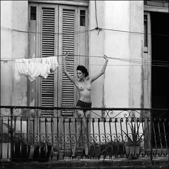【外人】ウクライナの写真家ルスラン・ロバノーヴ(Ruslan Lobanov)の映画のワンシーンのようなポルノ画像 2731