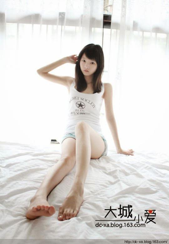 【外人】中国人の超絶美少女ひよこちゃんが童顔ロリ顔過ぎて26歳に見えないポルノ画像 2817