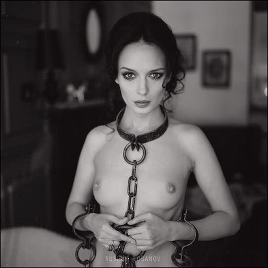 【外人】ウクライナの写真家ルスラン・ロバノーヴ(Ruslan Lobanov)の映画のワンシーンのようなポルノ画像 3025
