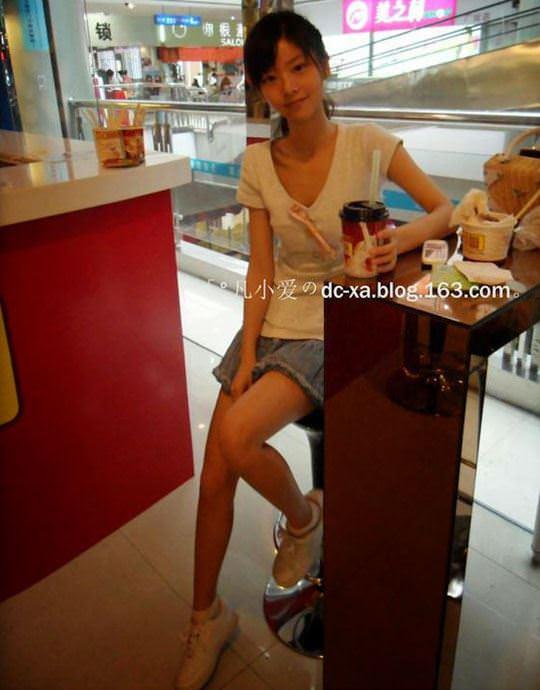 【外人】中国人の超絶美少女ひよこちゃんが童顔ロリ顔過ぎて26歳に見えないポルノ画像 3217