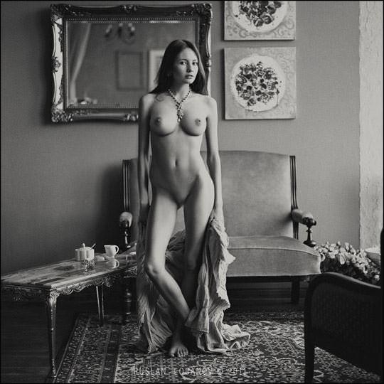 【外人】ウクライナの写真家ルスラン・ロバノーヴ(Ruslan Lobanov)の映画のワンシーンのようなポルノ画像 3227