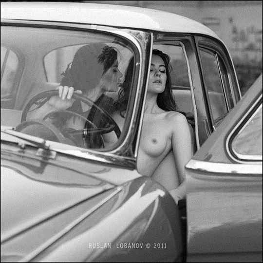 【外人】ウクライナの写真家ルスラン・ロバノーヴ(Ruslan Lobanov)の映画のワンシーンのようなポルノ画像 3424