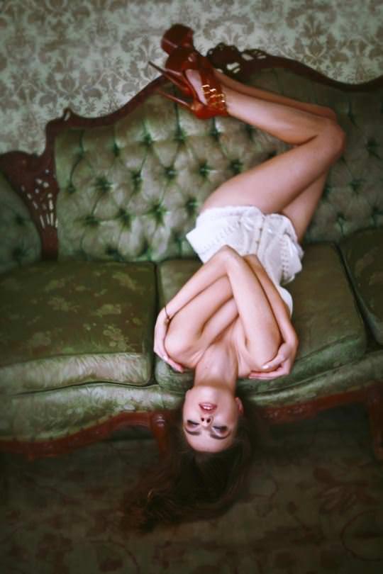 【外人】美しすぎるアメリカンモデルのアリナ·アリナイキーナ(Alina Aliluykina)のダイナマイトおっぱいポルノ画像 362