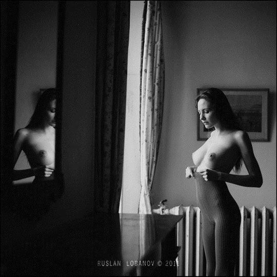 【外人】ウクライナの写真家ルスラン・ロバノーヴ(Ruslan Lobanov)の映画のワンシーンのようなポルノ画像 3620