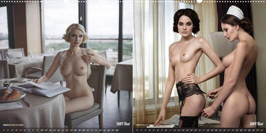 【外人】ウクライナの写真家ルスラン・ロバノーヴ(Ruslan Lobanov)の映画のワンシーンのようなポルノ画像 3719