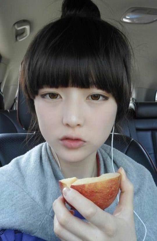 【外人】韓国の美少女イム·ボラ(林宝拉)は整形ぽいけど激カワなポルノ画像 4136