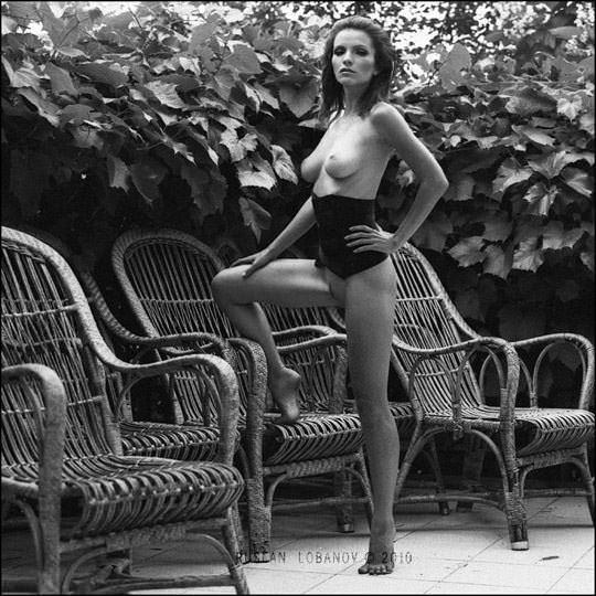 【外人】ウクライナの写真家ルスラン・ロバノーヴ(Ruslan Lobanov)の映画のワンシーンのようなポルノ画像 4216