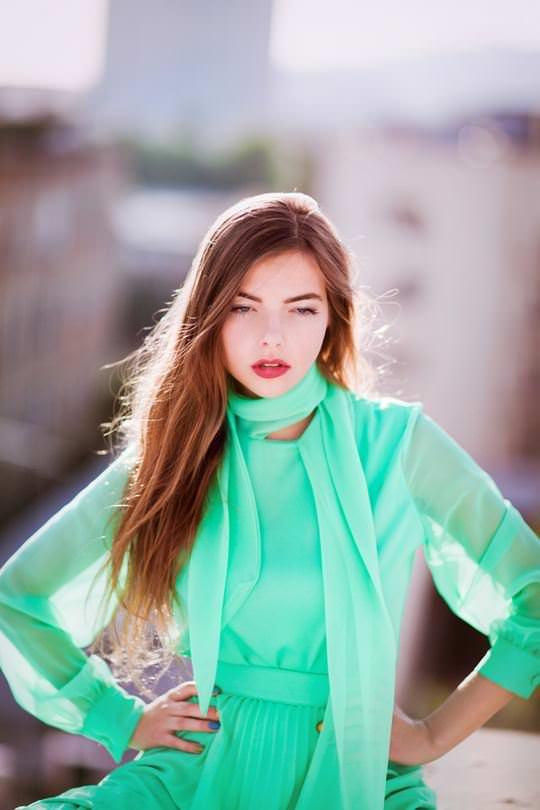 【外人】美しすぎるアメリカンモデルのアリナ·アリナイキーナ(Alina Aliluykina)のダイナマイトおっぱいポルノ画像 422