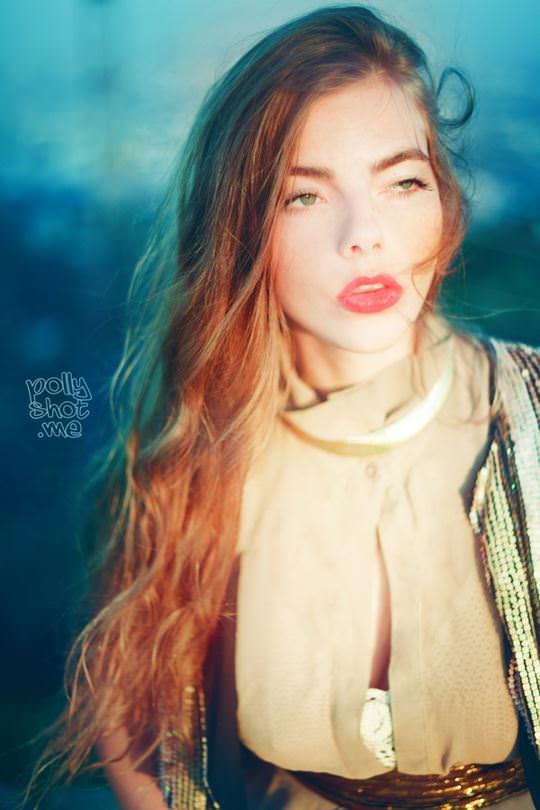 【外人】美しすぎるアメリカンモデルのアリナ·アリナイキーナ(Alina Aliluykina)のダイナマイトおっぱいポルノ画像 442