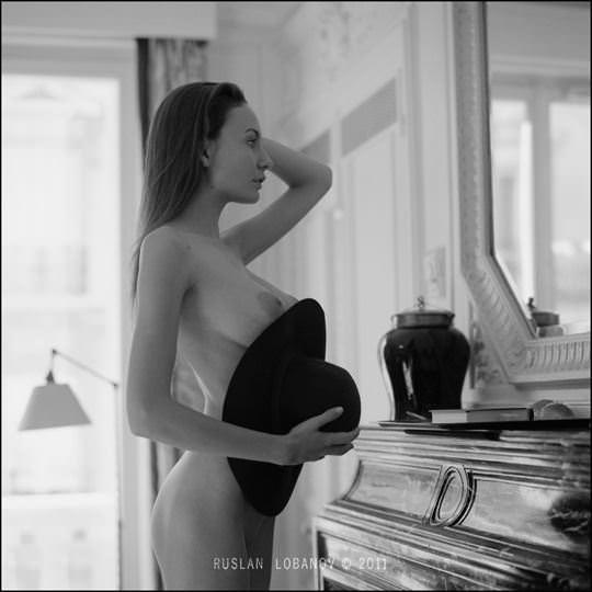 【外人】ウクライナの写真家ルスラン・ロバノーヴ(Ruslan Lobanov)の映画のワンシーンのようなポルノ画像 4512