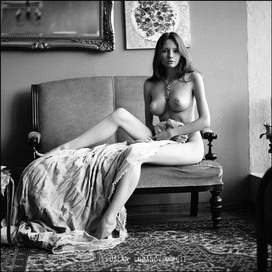 【外人】ウクライナの写真家ルスラン・ロバノーヴ(Ruslan Lobanov)の映画のワンシーンのようなポルノ画像 4612