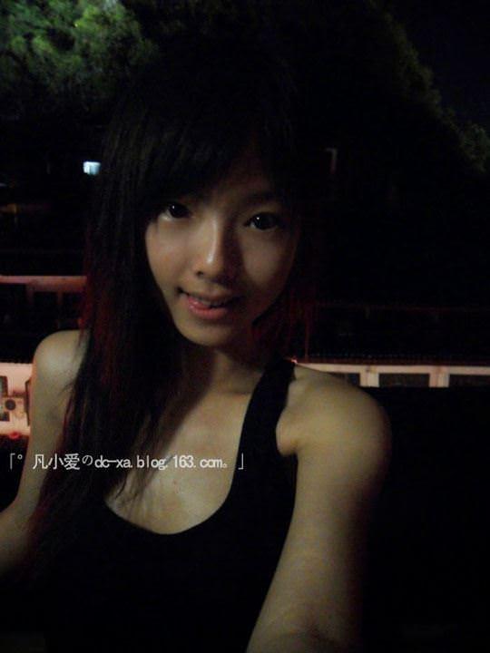 【外人】中国人の超絶美少女ひよこちゃんが童顔ロリ顔過ぎて26歳に見えないポルノ画像 485