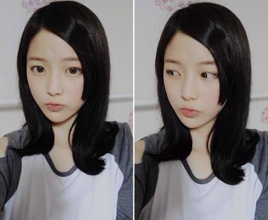 【外人】韓国の美少女イム·ボラ(林宝拉)は整形ぽいけど激カワなポルノ画像 5111