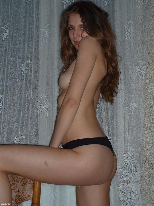 【外人】素人の域を超えてるルーマニア美女の美巨乳おっぱいのポルノ画像 5113