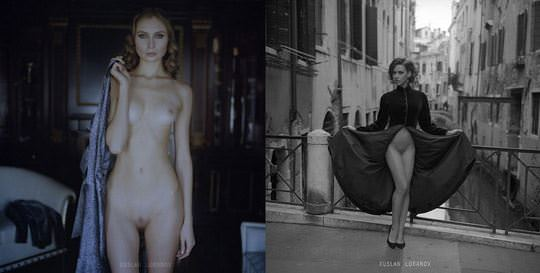 【外人】ウクライナの写真家ルスラン・ロバノーヴ(Ruslan Lobanov)の映画のワンシーンのようなポルノ画像 5117